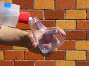 スプレー液の作り方1
